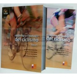 Medicina y Fisiología del Ciclismo. Tomos I y II