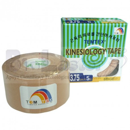 Kinesiology Tape 3,75x5 Beige 1 Ud