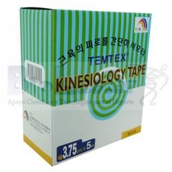 Kinesiology Tape 3,75x5 Beige 8 Uds