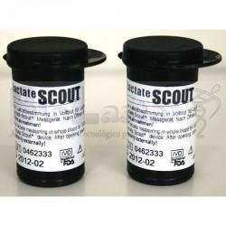 48 Bandelettes réactives Lactate Scout