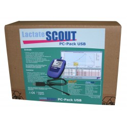 PC Pack USB Lactate Scout
