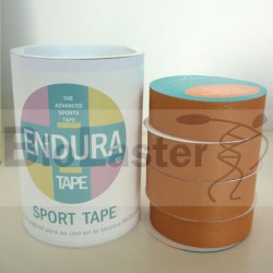 Pack Endura Sport Tape. 25 mm