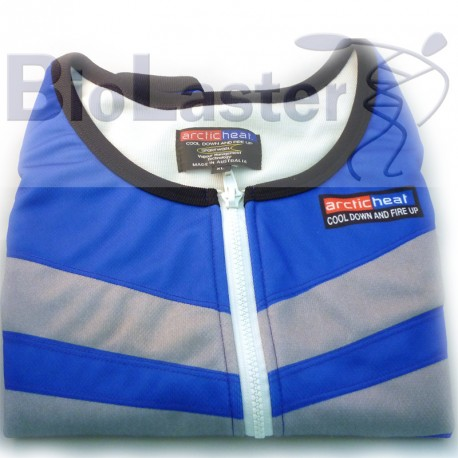 Chaleco Térmico Color Azul, Talla XL RE