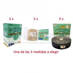 Pack 6 Vendaje Neuromuscular
