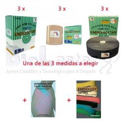Pack 10 Vendaje Neuromuscular