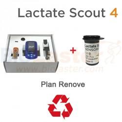Plan Renove Lactate Scout 4 Solo