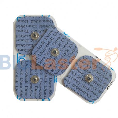 Electrodos 5x5, conexion corchete