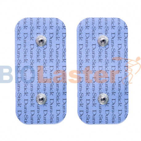 Electrodos 5x10, conexión doble corchete
