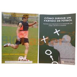 Conjunto de Libros de Fútbol
