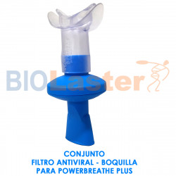 Conjunto Filtro y Boquilla PLUS