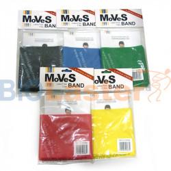 MVS Pack de Bandas de Resistencia 1,5 m