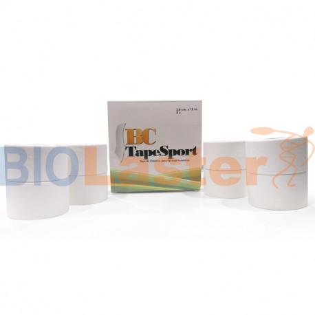 BC Tape Sport. 1 Box of 8 Tape de 3'8 x 10