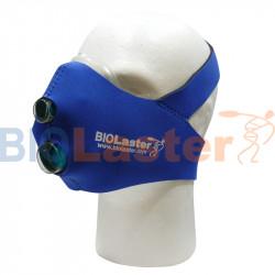 Masque d'Entraînement Biolaster Couleur-Bleu