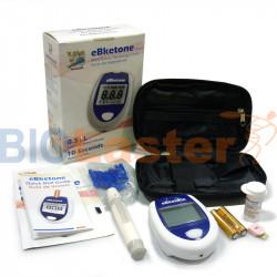 Pack eBketone K01 - Analizador Cetonas en Sangre
