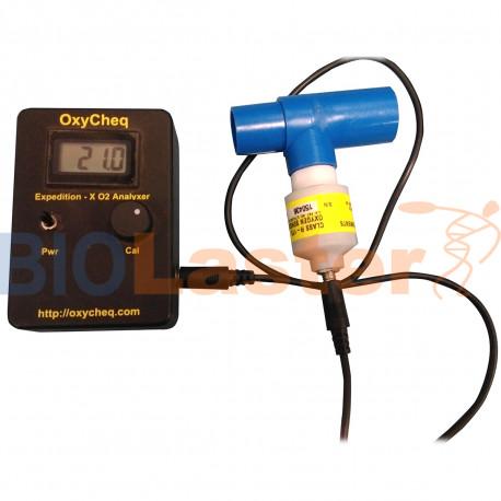 Analizador Oxígeno OxyCheq1
