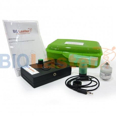 Analizador Oxígeno Biolaster