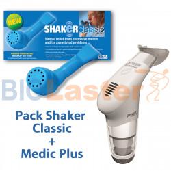Pack Shaker Classic + Power Plus Medic