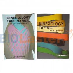 Conjunto de Libros de Kinesiotape 2