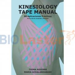 Kinesiology Tape Manual. 80 Aplicaciones Practicas