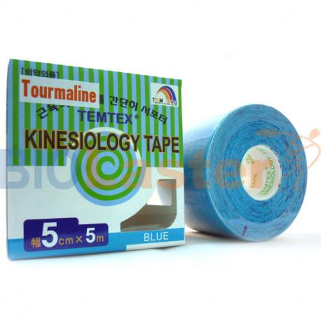 Temtex Tourmaline Kinesiology Tape 5x5.6 Uds.