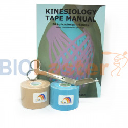 Pack Iniciación Kinesiology Tape