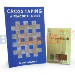 Pack 1 Cross Patch - Book Cross Taping. A Practical Guide