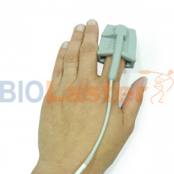 Sensor de Silicona Pulsioximetros CMS