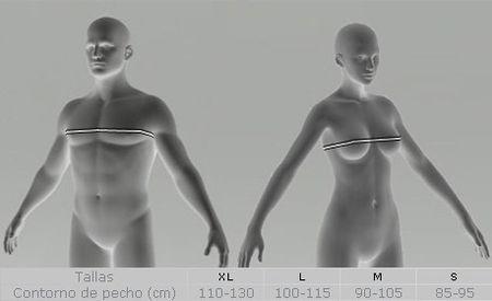producto ortopedia estabilizacion columna vertebral correccion dinamico postural W-Wear cuello