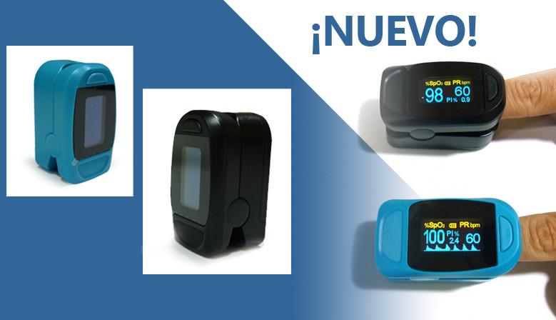 Nuevo Pulsioximetro