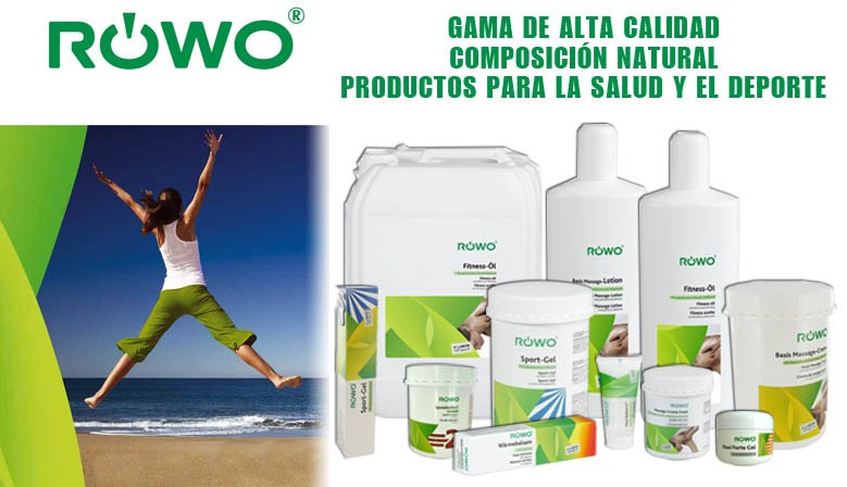 Productos Rowo
