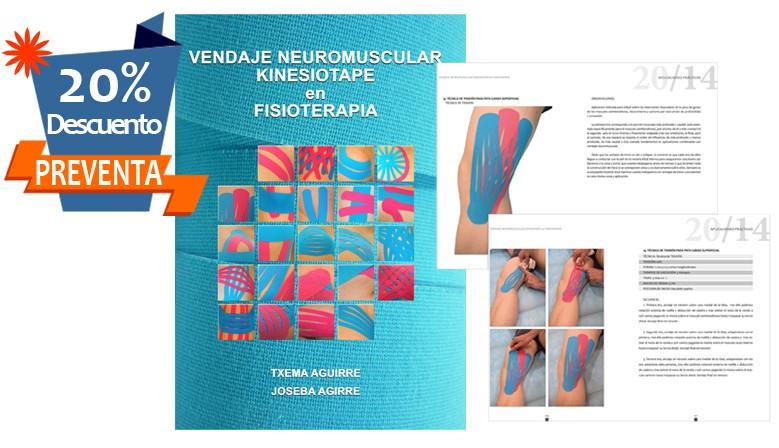 Preventa Online libro Vendaje Neuromuscular: Kinesiotape en Fisioterapia