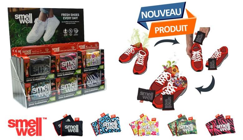 SmellWell nouvelle produit