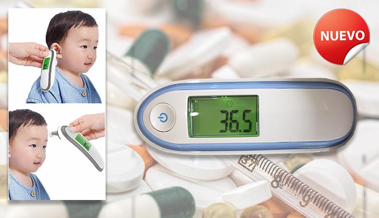 Termómetro de Infrarrojos para niños y adultos