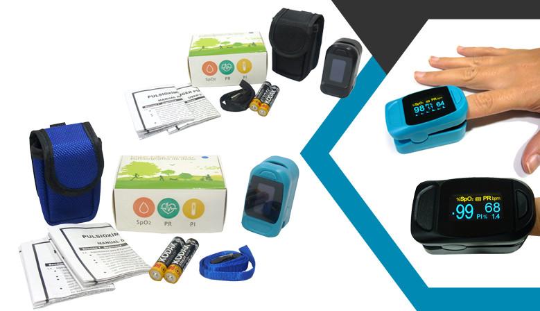 Finger pulse oximeter M130